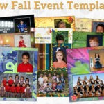 Fall Event Templates