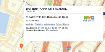 BatteryParkSchool